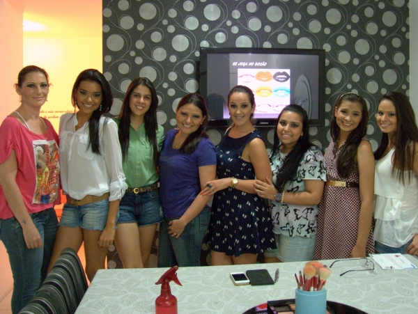 ★Neo, Tayanne, Ana Carolina, Maria Amélia, Larissa, Rayssa e Wyara (não está nesta foto) vocês arrasaram!★
